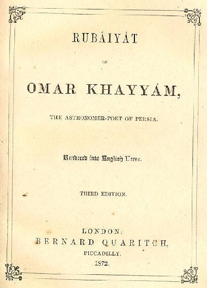 rubã iyã t of omar khayyã m the and fourth renderings in verse classic reprint books 17 best images about omar khayyam on 1920s