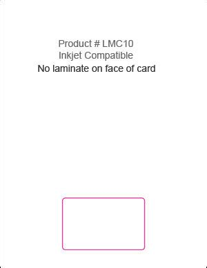 blank membership card template blank inkjet compatible peel out membership cards laser