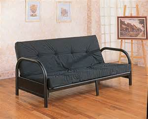 black futon bed by global trading convertible sofas futons