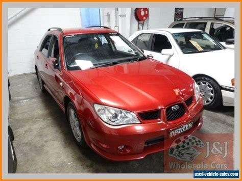 burgundy subaru wrx subaru impreza for sale in australia