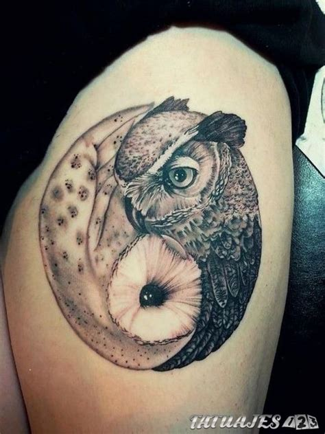 imagenes tatuajes yin yang 4 tatuajes originales de yin yang tatuajes 123