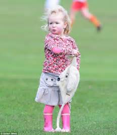 a royal tantrum princess anne s adorable granddaughter
