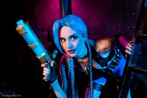 jinx s out jinx from league of legends by mari aipt