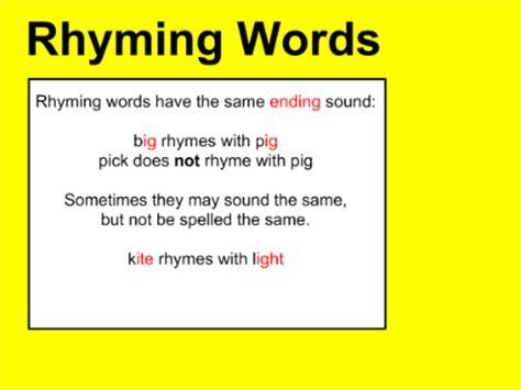 smart exchange usa rhyming words