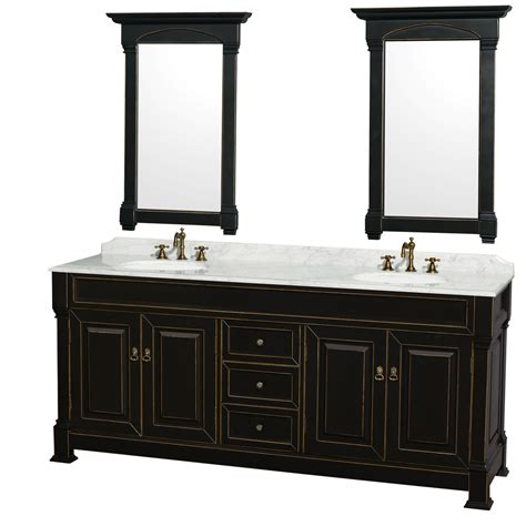 Bathrooms With Black Vanities Black Bathroom Vanities Modern Vanity For Bathrooms