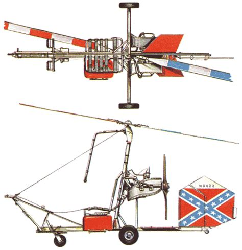 bensen b 8m quot gyro copter quot stingray s list of rotorcraft