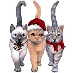 kerstdieren animation world