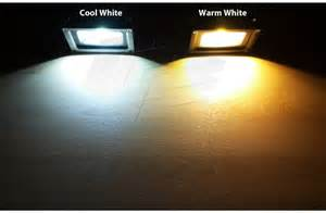 cool white vs warm white