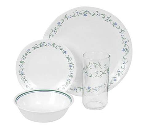 corelle livingware country cottage 16 pc dinnerware set