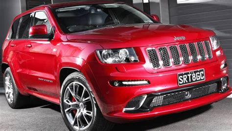 Price Of Jeep Srt8 Jeep Grand Srt8 Review Carsguide