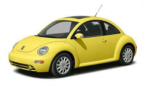 2004 volkswagen new beetle information