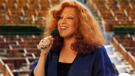 bette midler filmography bette midler on beaches tv quot don t tell me the