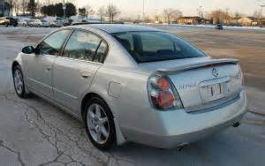 Nissan Altima 2002 Transmission Problems 2002 Nissan Altima 3 5 Se 4d Sedan Leather Sunroof Xenon