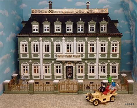 playmobil nostalgie haus classic mansions j s playmobil