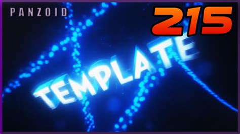 Top 10 Panzoid Intro Templates 215 Free Download Youtube Panzoid Intro Templates