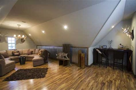 Bonus Room by Great Photos Of A Great Plan