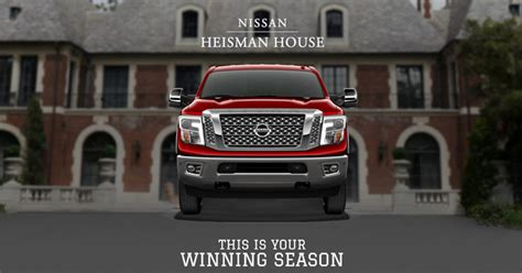 House Giveaway 2017 - nissan heisman house sweepstakes 2017