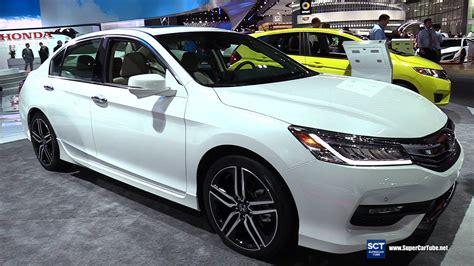 Accord Touring 2017 by 2017 Honda Accord V6 Touring Exterior And Interior
