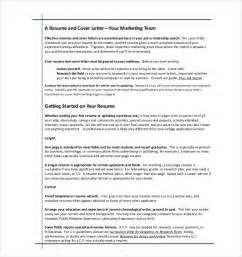 Cover Sheet Resume Template by Resume Cover Sheet 10 Free Word Pdf Documents