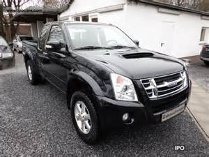 Isuzu Dmax 2011 Specs 2008 Isuzu D Max 4x4 Space Cab Autm Custom Car Photo