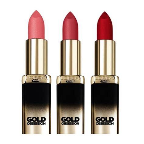 color obsession l oreal l oreal color riche gold obsession lipstick l
