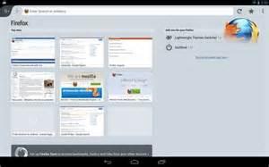 desktop version android ya se puede descargar la nueva versi 243 n navegador mozilla firefox 25