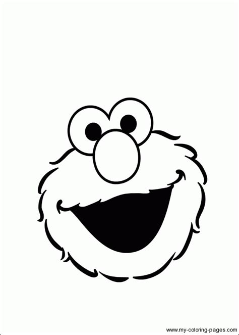 elmo number coloring pages elmo number 3 pages coloring pages