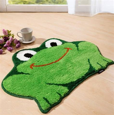 frog bathroom rug cutest frog bathroom decor