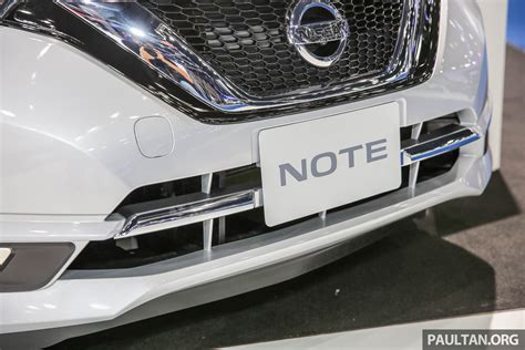 kereta nissan note 2017 nissan note kereta eco terkini image