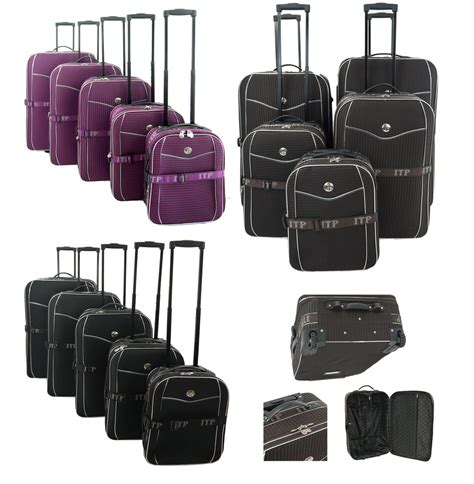 new large medium small cabin travel trolley luggage