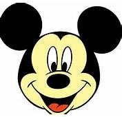 Cara De Mickey Mouse Para Imprimir Gratis  Imagenes