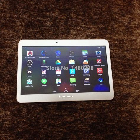 Tablet Lenovo Gsm lenovo 10 inch 10 1 call tablet phone tablet pc android 4 4 2g ram 16g 32g rom 3g gps
