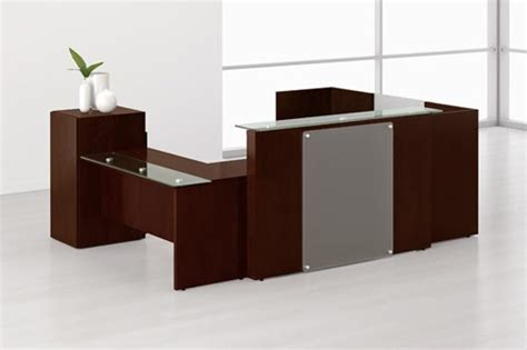 Office Receptionist Desk Office Reception Furniture Designs Interior Home Design Home Decorating