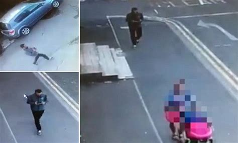 Cctv Bolpoin cctv of suspect moments before he sexually