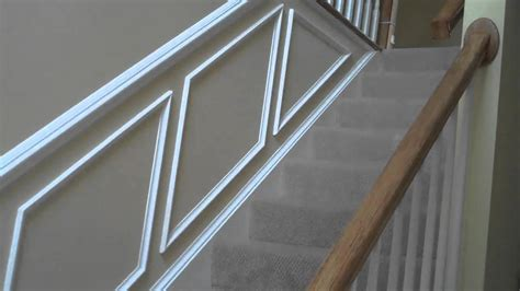 Chair Rail Up Stairs by Jm Test 2