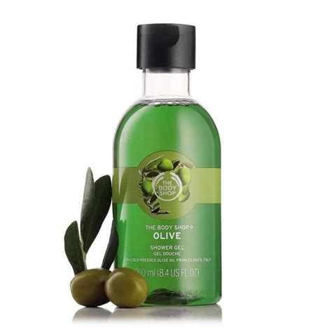 Olive Hair Shoo bath olive shower gel the shop