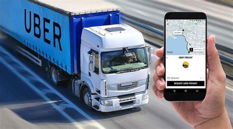 uber freight rapidly expanding  fleet mode cargotrans