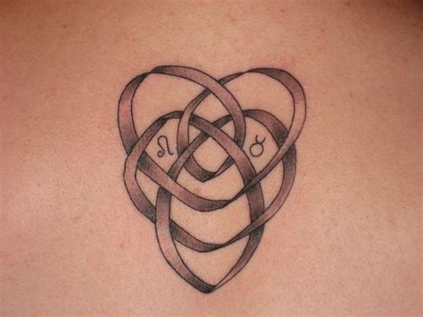 celtic love knot tattoo celtic knot motherhood celtic eternal