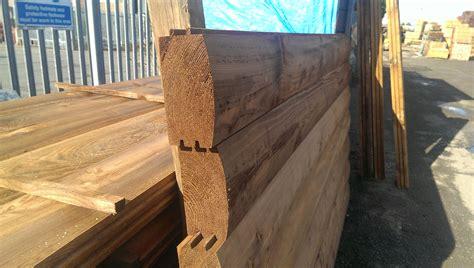 brown treated log jigsaw railway sleepers buy