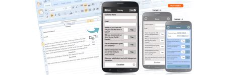 excel templates for android convert excel to android app xlapp