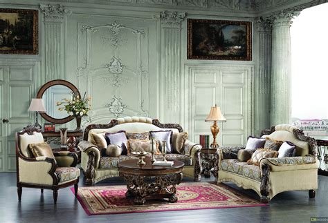 traditional formal living room furniture leather fabric traditional sofa set formal living room