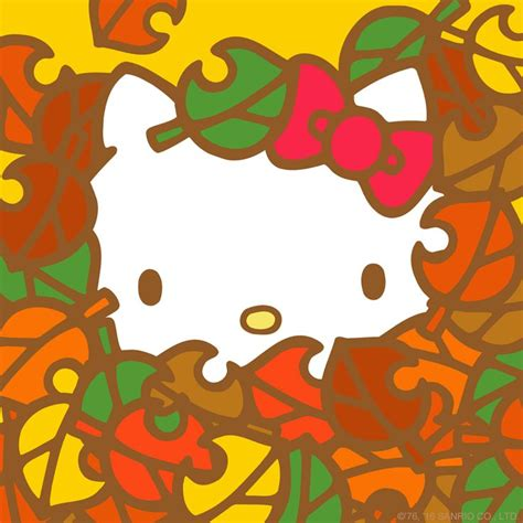 hello kitty autumn wallpaper 616 best images about hello kitty wallpaper on pinterest