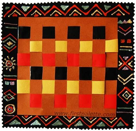 paper weaving crafts paper weaving craft crafts firstpalette
