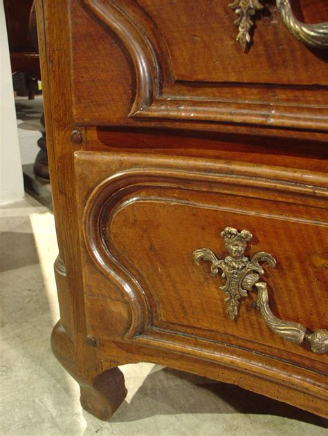 18th century woodworking 18th century walnut wood commode from at 1stdibs