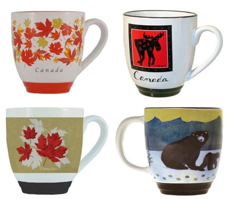 Design A Mug Canada | canadian art fine crafts for corporate gifts employees