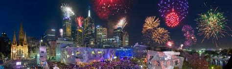 new year melbourne showgrounds employment federation square