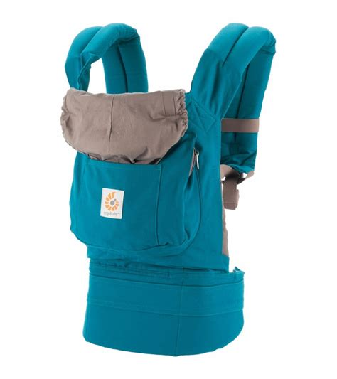 Ergo Ergothe Collection by Ergobaby Original Collection Baby Carrier Teal