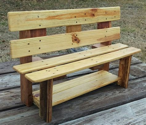 Handmade Wooden Furniture - 16 genius handmade pallet wood furniture ideas you will