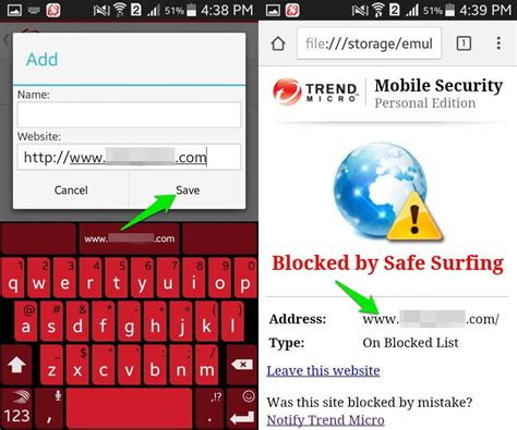 block websites android how to block specific websites on android effortlessly four awesome apps can do you a favor