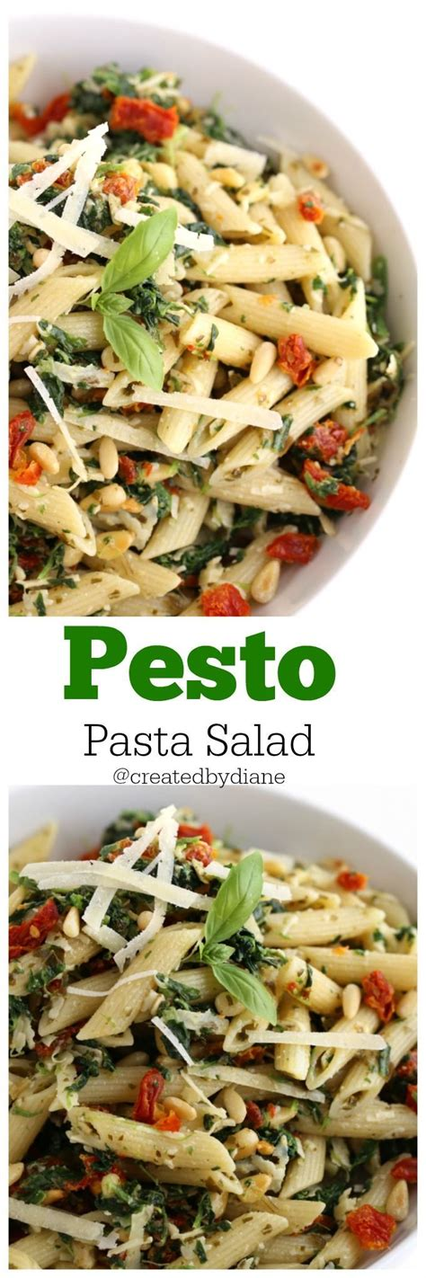 pesto pasta salad recipe 17 best ideas about pesto pasta salad on pinterest cold